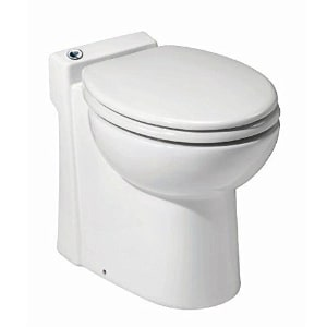Best Compact Toilet: Saniflo 023 SaniCompact