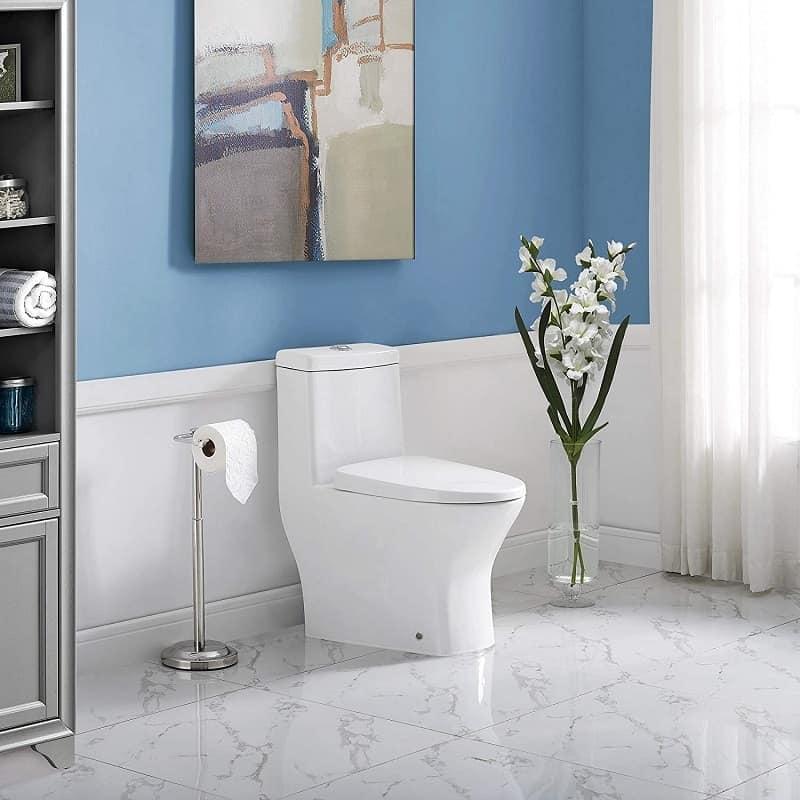 small toilet swiss