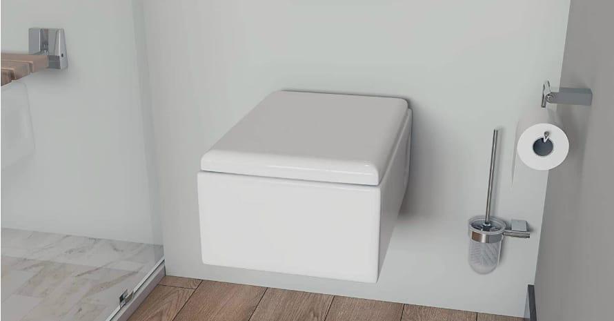 Toilet EAGO WD333