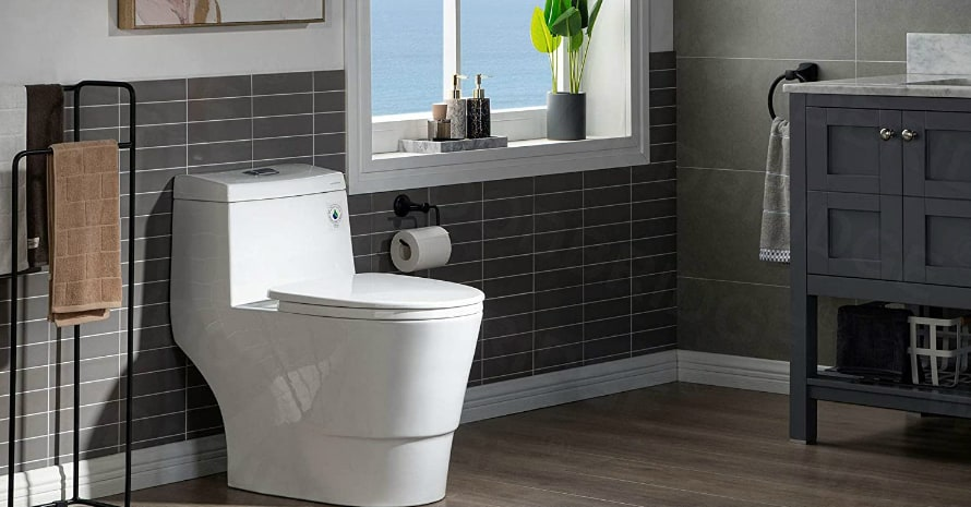 WOODBRIDGE T-0019 Toilet