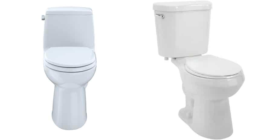 1.6 & 1.28 toilet GPF