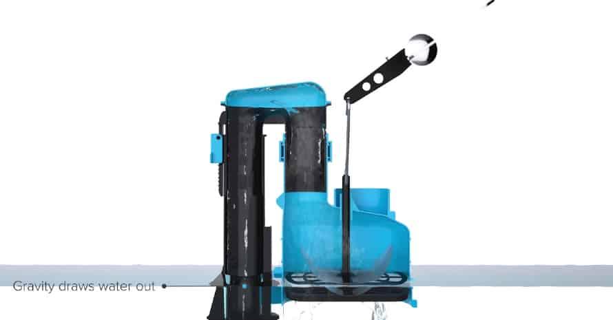 Siphon Flush