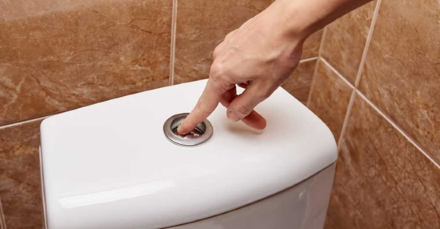 Types Of Toilet Flush